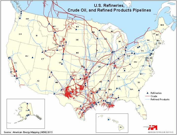 oil infrastructure pipelines refineries terminals peak energy resources climate change and the preservation of knowledge